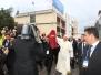 Papa Francisco Encuentro con educadores