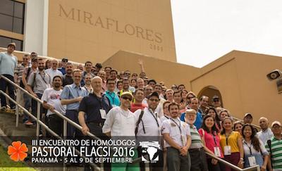 III Encuentro de Homólogos de Pastoral de la FLACSI