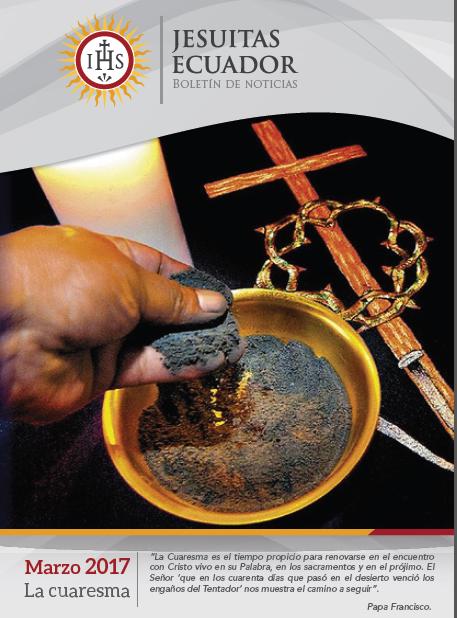 Boletín Jesuitas Ecuador - Marzo