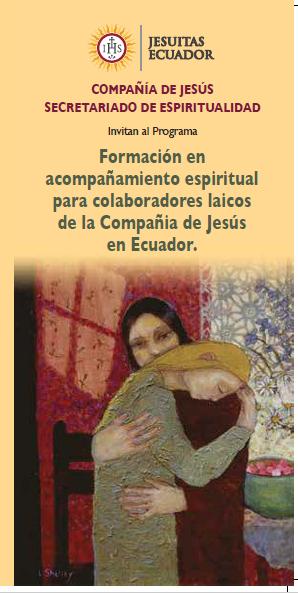 Formación en acompañamiento espiritual para colaboradores