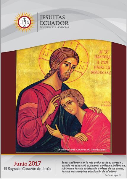 Boletín Institucional Jesuitas Ecuador Junio