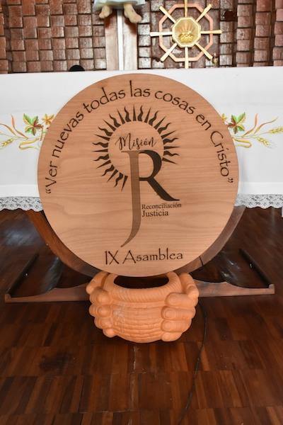 """IX ASAMBLEA DE PROVINCIA EN ECUADOR """"UNA MISIÓN DE RECONCILIACIÓN Y JUSTICIA"""" Ver nuevas todas las cosas en Cristo"""