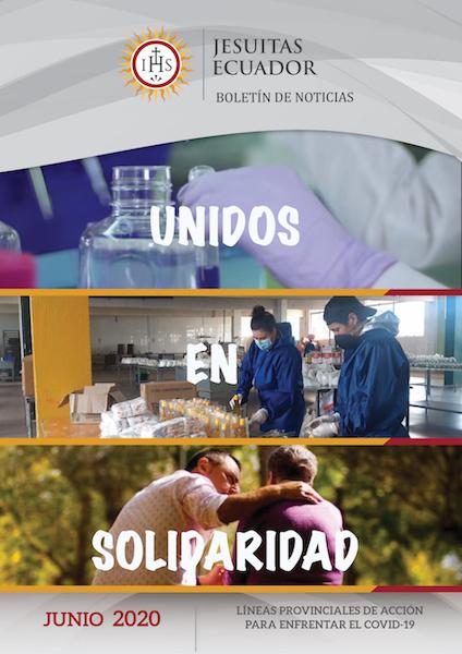 Boletín Institucional Jesuitas Ecuador - junio 2020