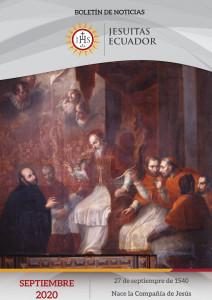 PORTADA Jesuitas Ecuador - septiembre 2020
